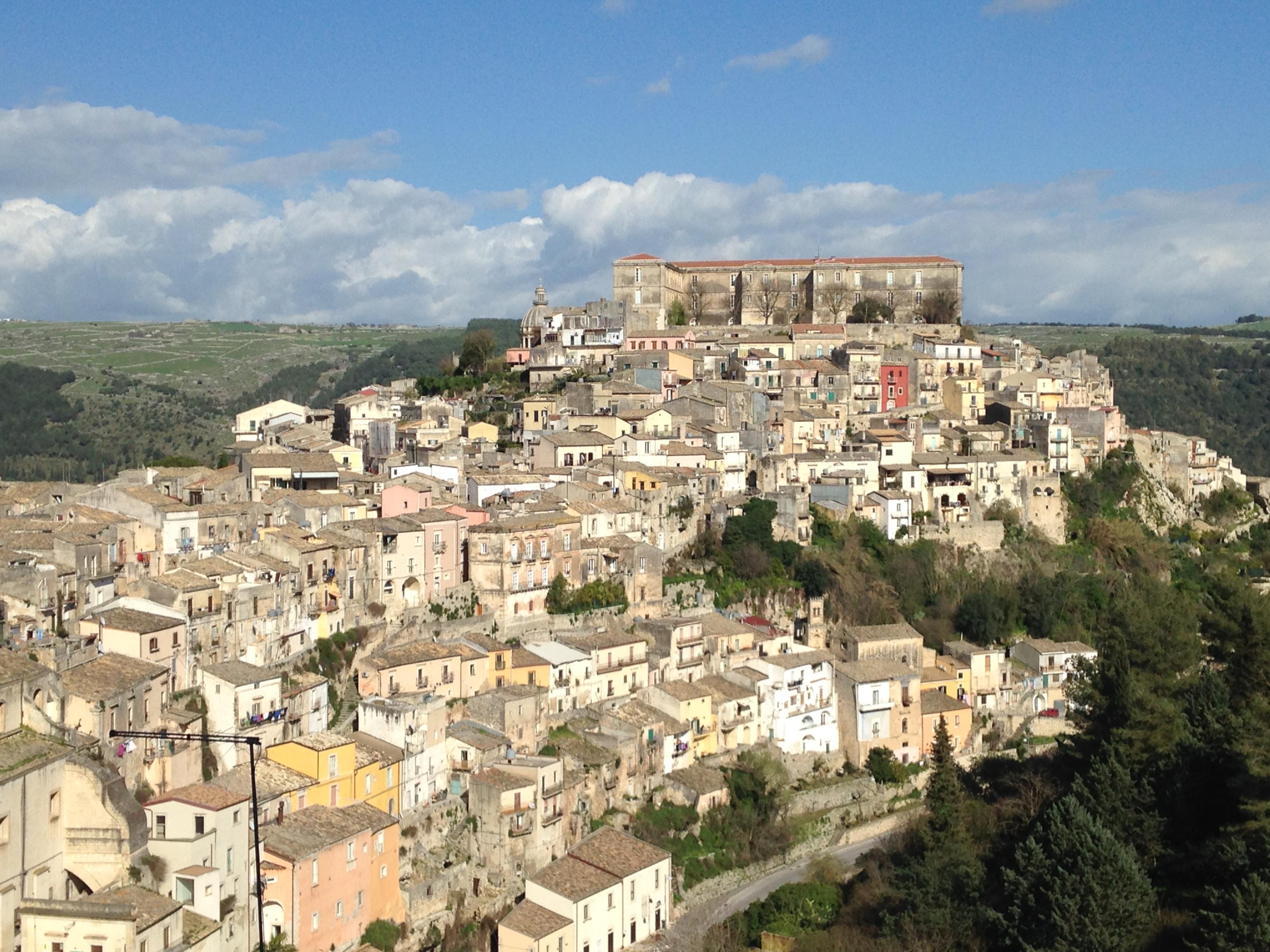 Ragusa Sicile Italie
