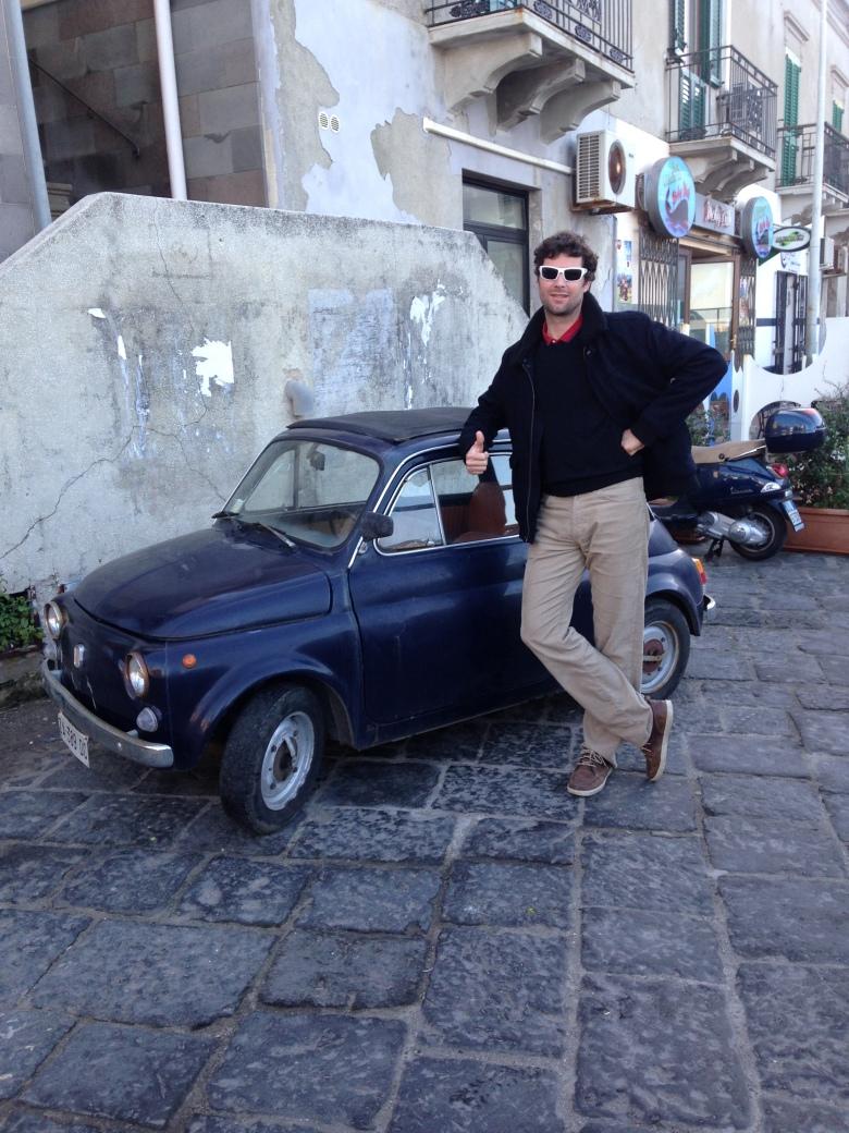 Lipari Sicile Italie
