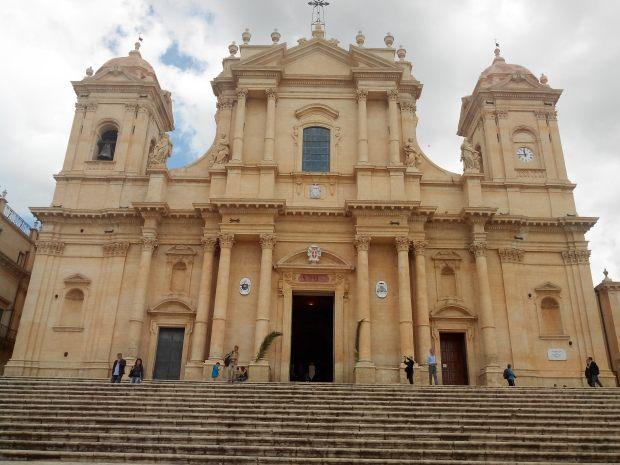 Noto Sicile Italie
