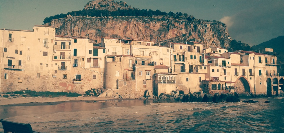 Cefalu Sicile Italie