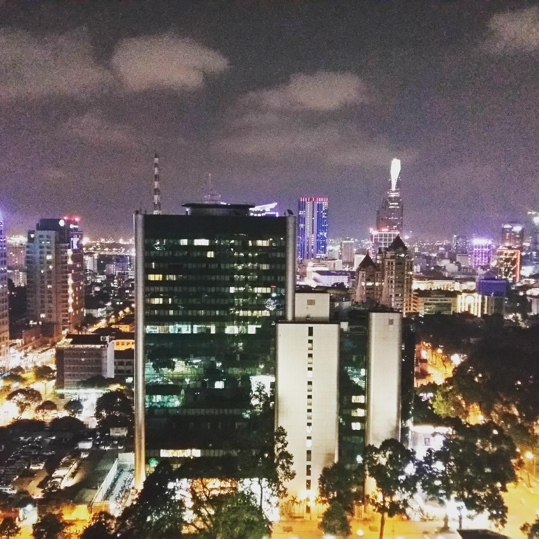 Rooftop Ho Chi Minh Vietnam