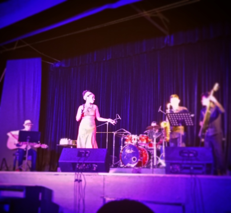 Concert de jazz à Ho Chi Minh