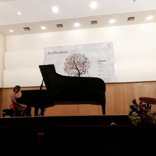 Concert de piano à Ho Chi Minh