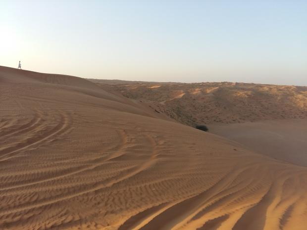 Voyage d'une semaine à Oman