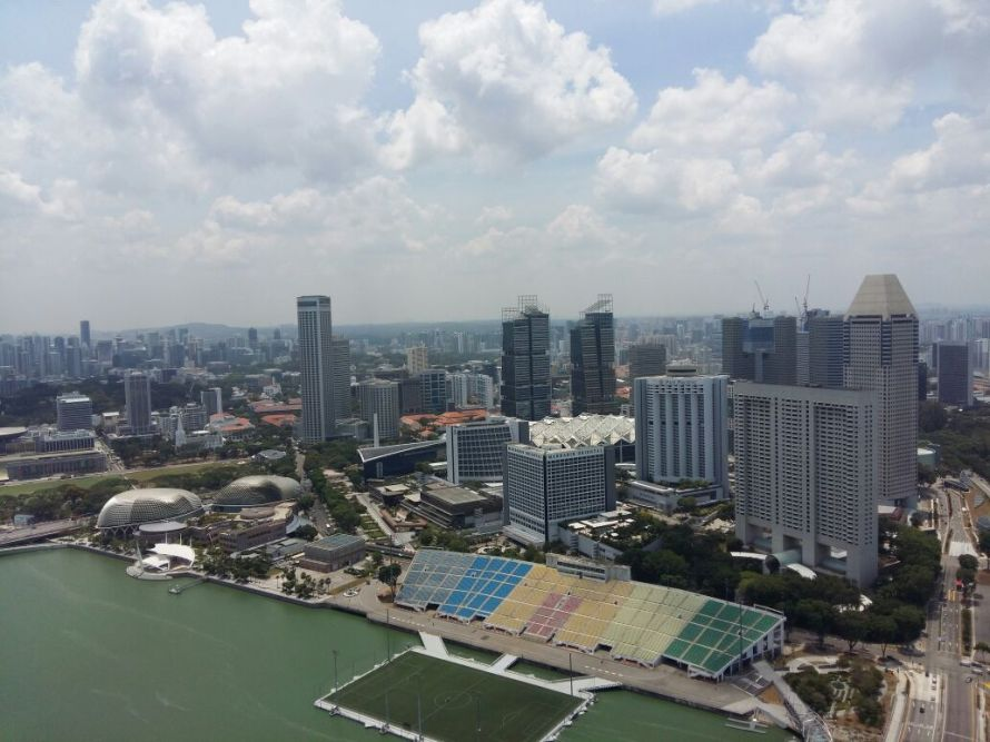 Weekend Singapour