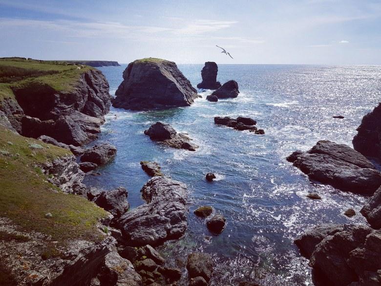 Belle Ile en Mer Morbihan Bretagne