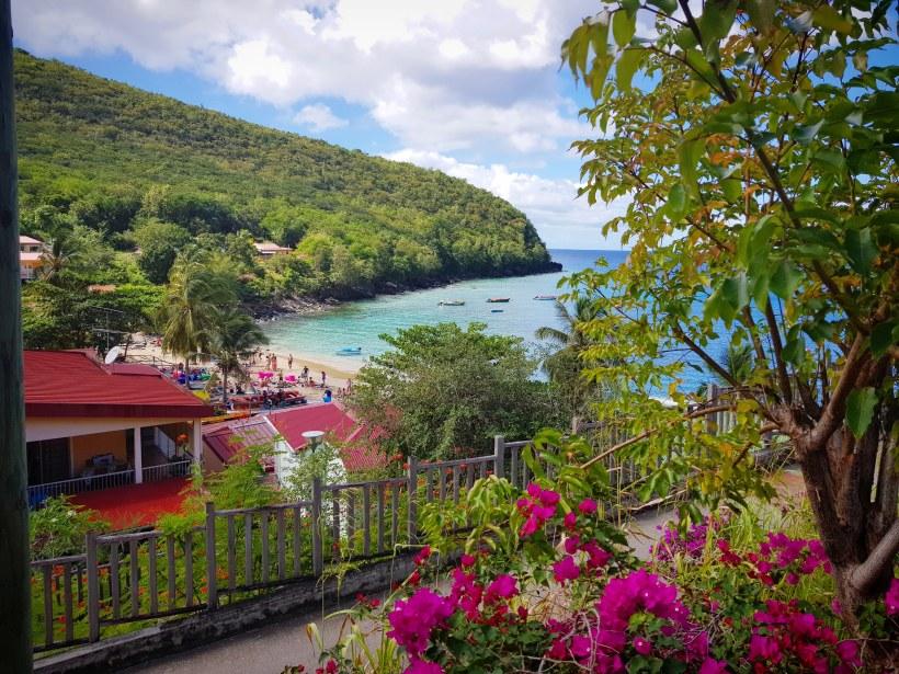 Anse Dufour Anses d'Arlet Martinique