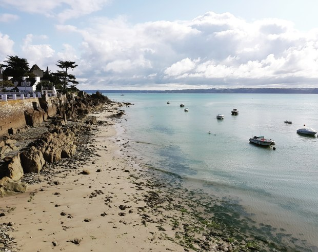 Découverte baie de Morlaix Finistère