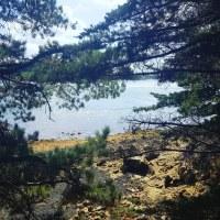 Tu as fais quoi ce weekend ? #9 | Balade sur l'île de Berder