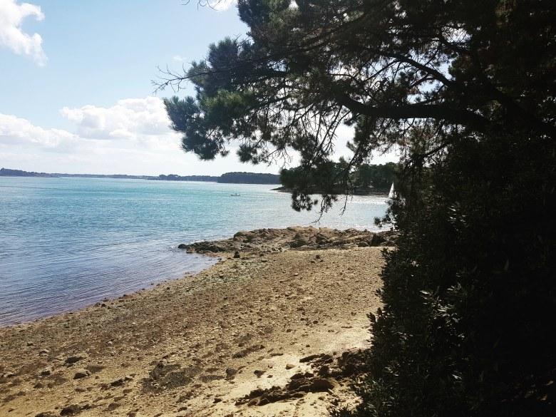 Ile de Berder Morbihan