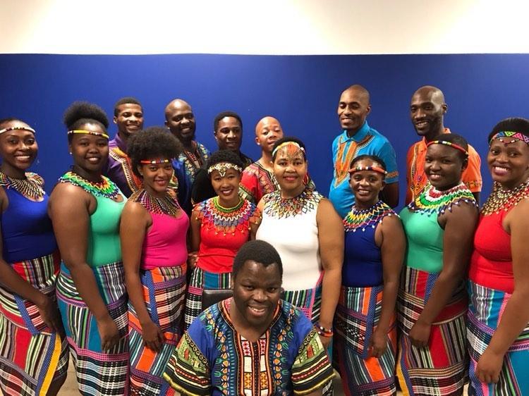 Masterclass Vannes Soweto Choir