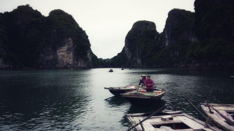 Baie Halong Vietna