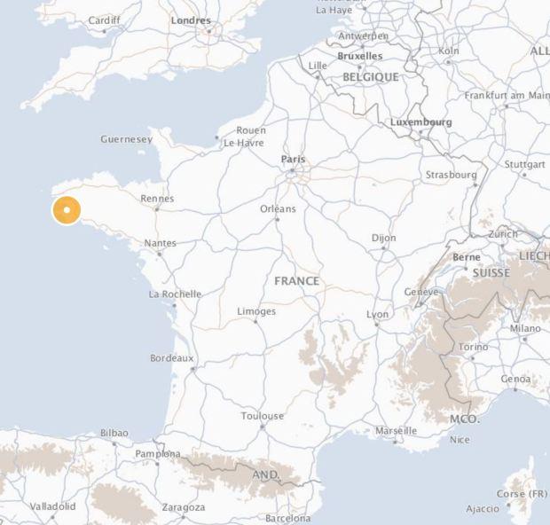 Escale Douarnenez Bretagne