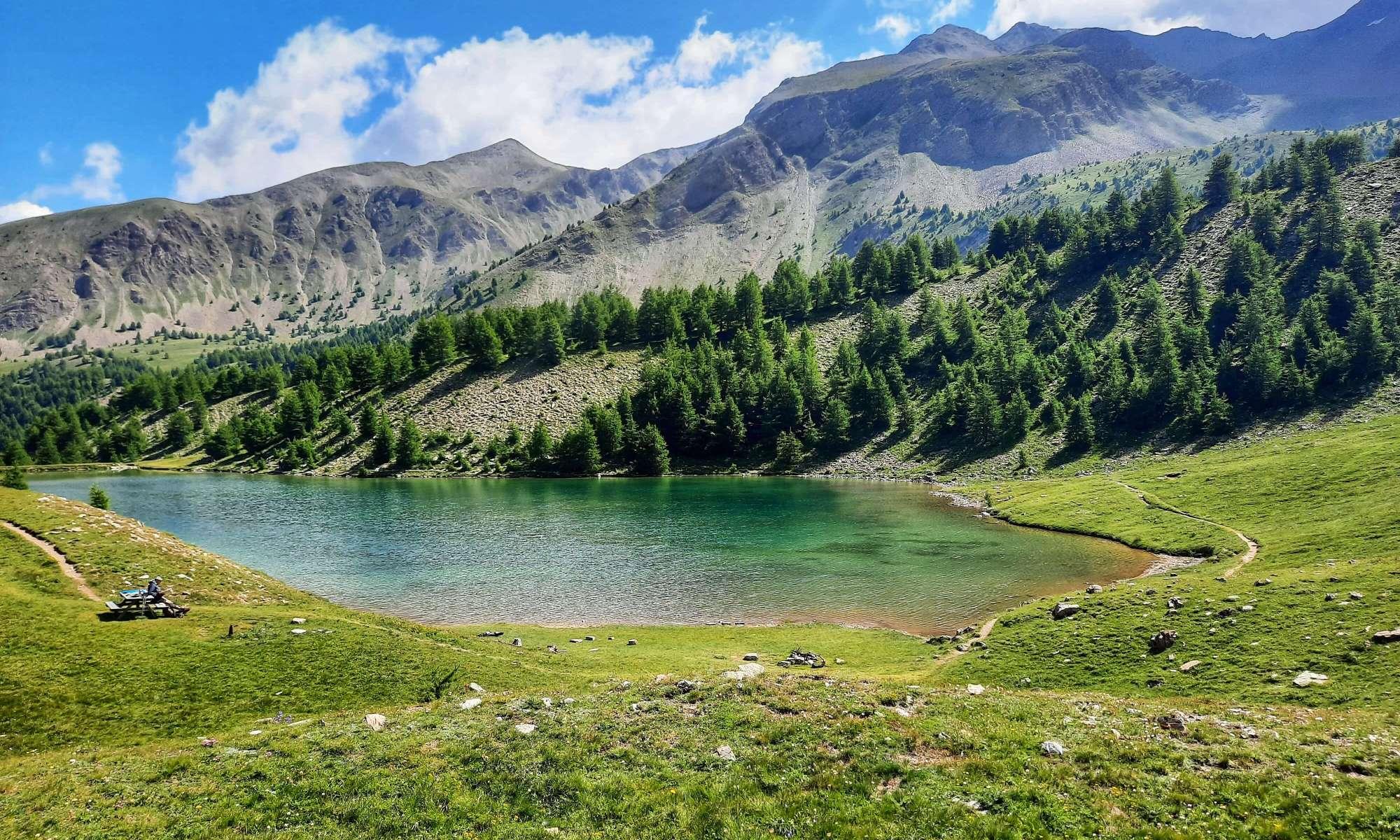 Randonnée Lac Sainte Marguerite